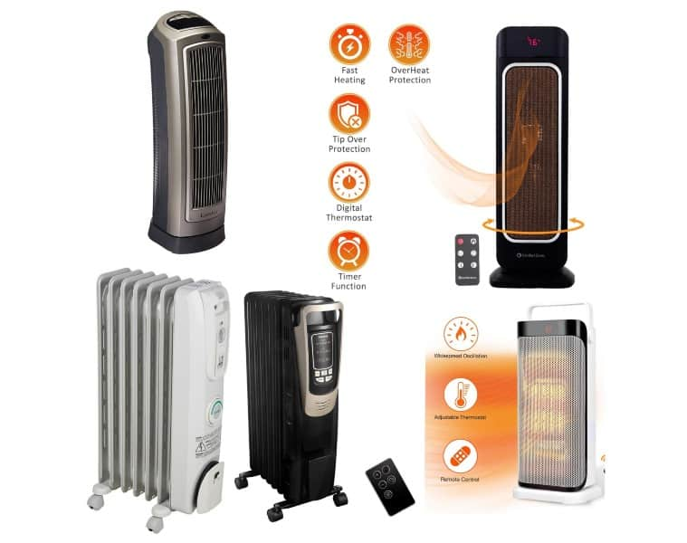 Which room heater is best | Top room heaters