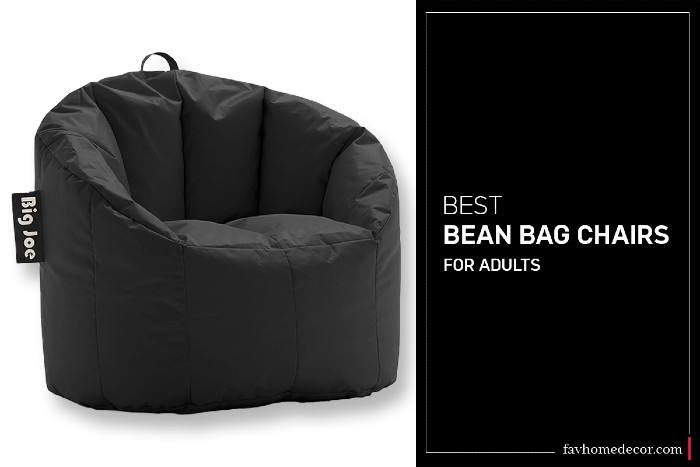 Best Bean Bag Chairs For Adults-favhomedecor