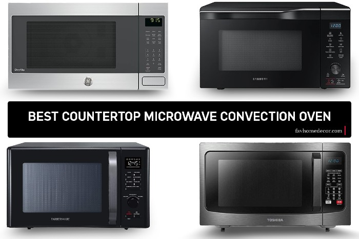 Best Countertop Microwave Convection Ovens-favhomedecor