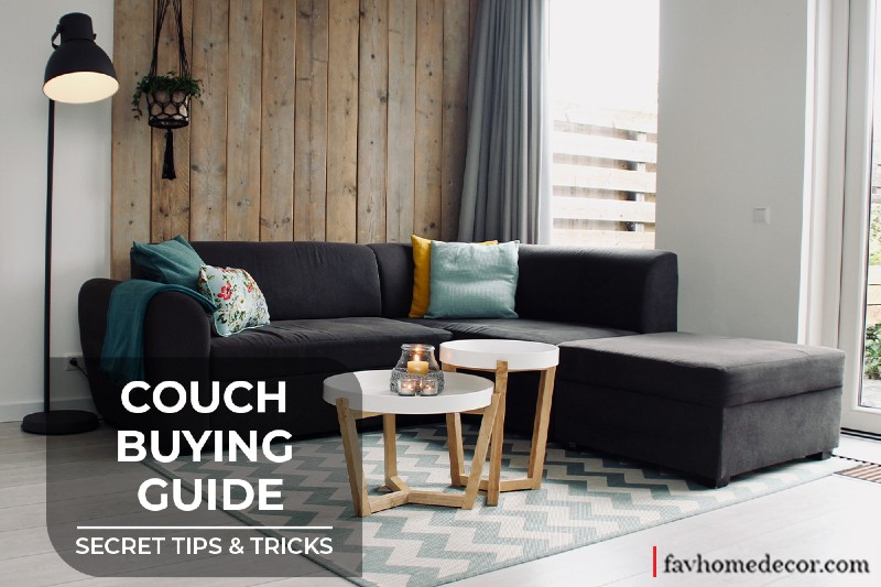 Best Couch Buying Guide