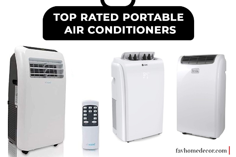 Top Rated Portable Air Conditioners To Buy-favhomedecor