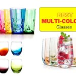 Multi Best Colored Drinking Glasses