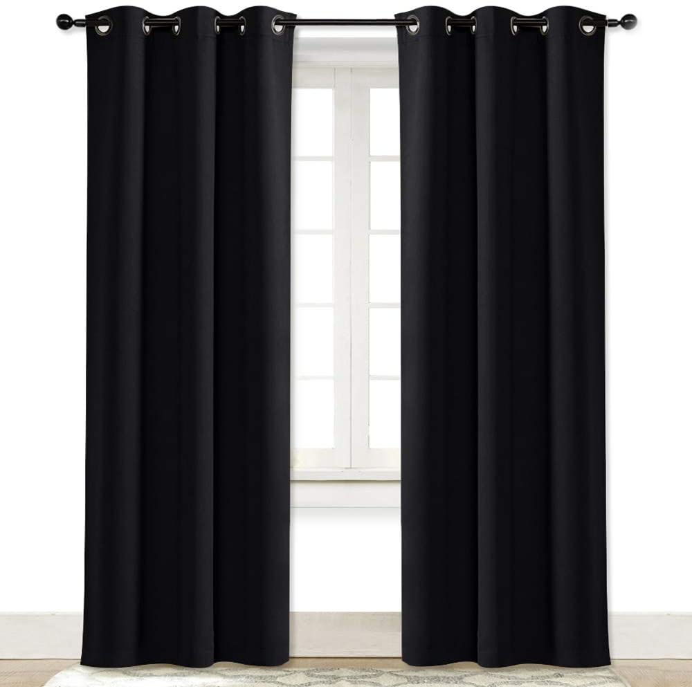 nicetown soundproof curtains - Thermal Insulated Blackout